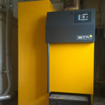 biomass installation ETA Ecosmart