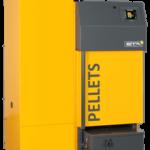ETA biomass pellet boiler