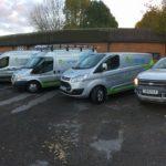 service and maintenance team