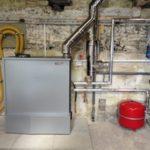 biomass boiler install PU 45
